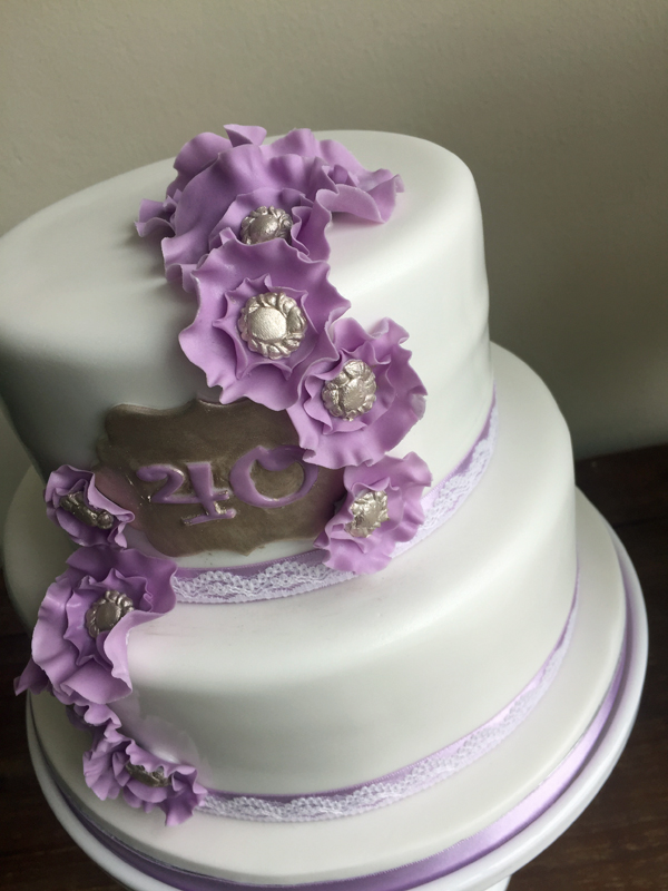 Lilac 40th Birthday