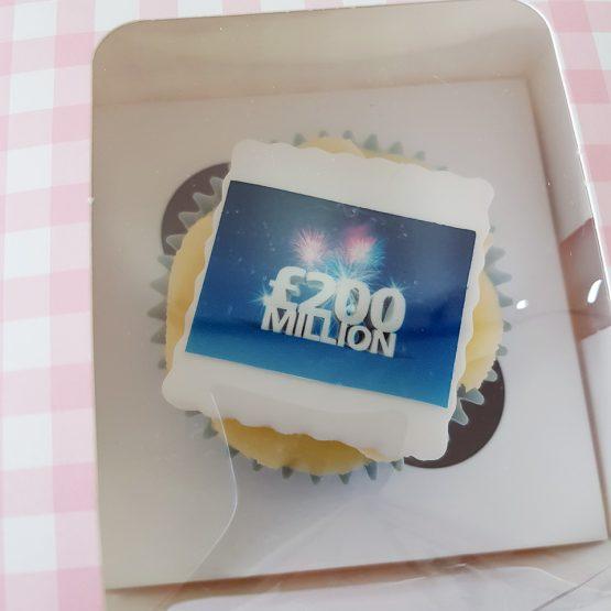 Individual Boxed Cupcakes