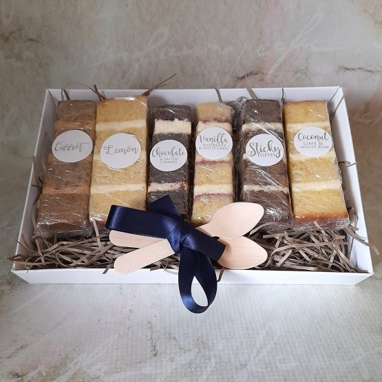 Wedding Tasting Sample Box